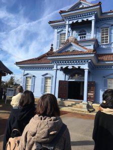 旧鶴岡警察庁舎(致道博物館)