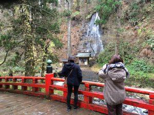須賀の滝(羽黒山神社)