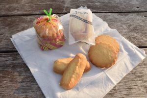 三木製菓さんの「バタークッキー」