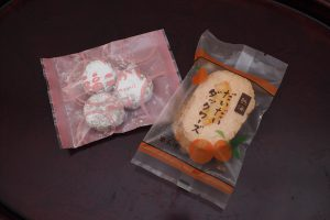菓子の木さんの「熱海だいだいダックワーズ」